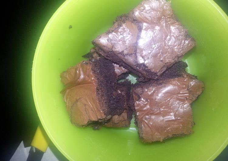 Fudge Brownies <3