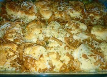 Easiest Way to Recipe Delicious EASY chicken  biscuits casserole