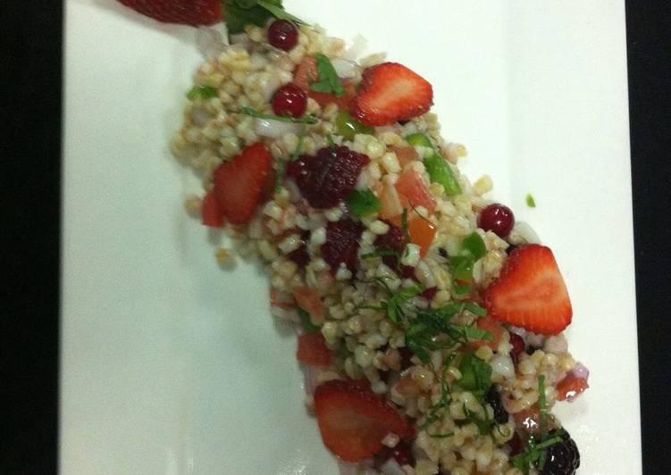 Wheet salad