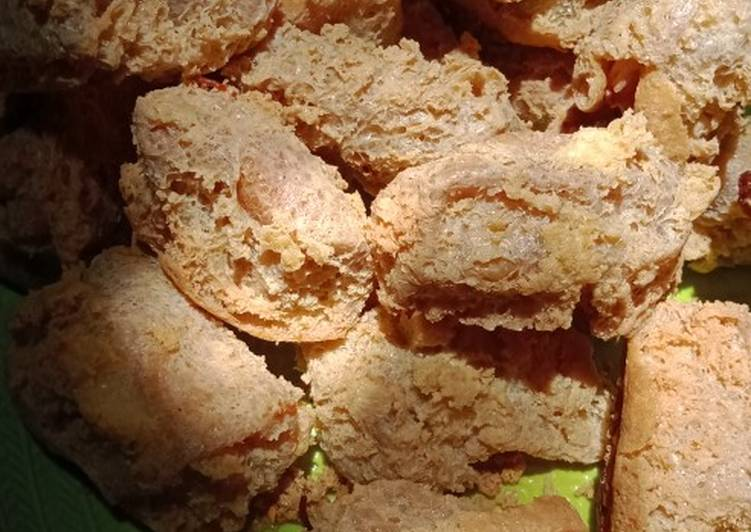 Tahu Walik Isi Ayam Bihun - cookandrecipe.com