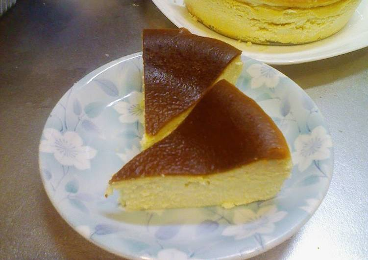 Easy and Delicious! Rich NY Cheesecake