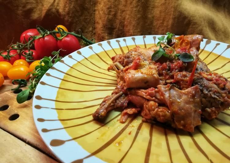 Ricetta Coniglio all'ischitana