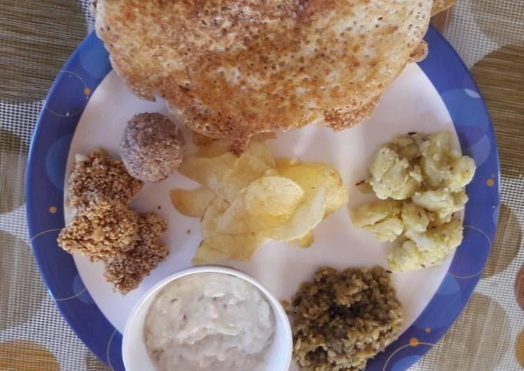 Fasting dish