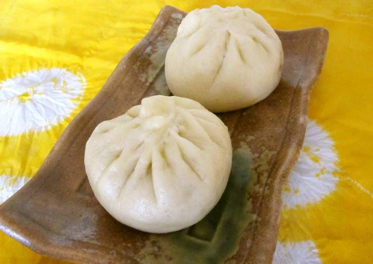 Step-by-Step Guide to Prepare Quick Carrot Filled Steamed Buns - A Dim Sum Item