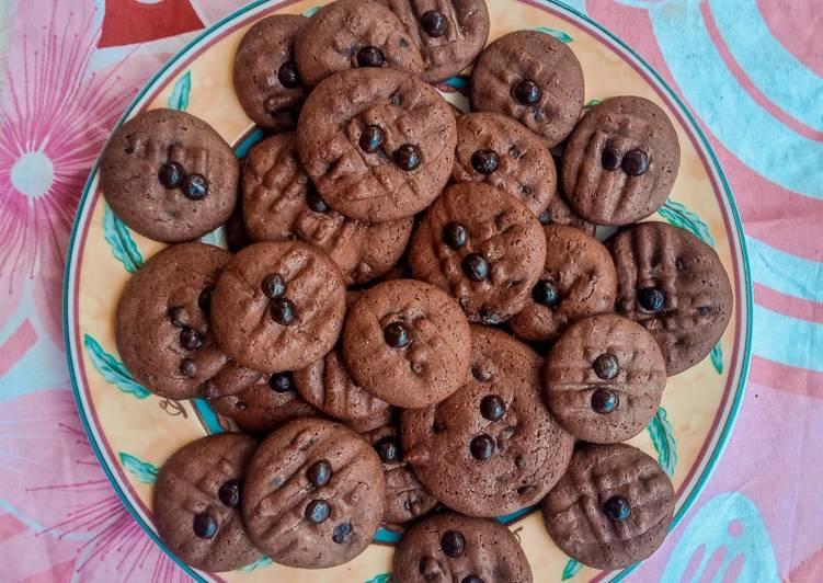 Cookies chocolatos