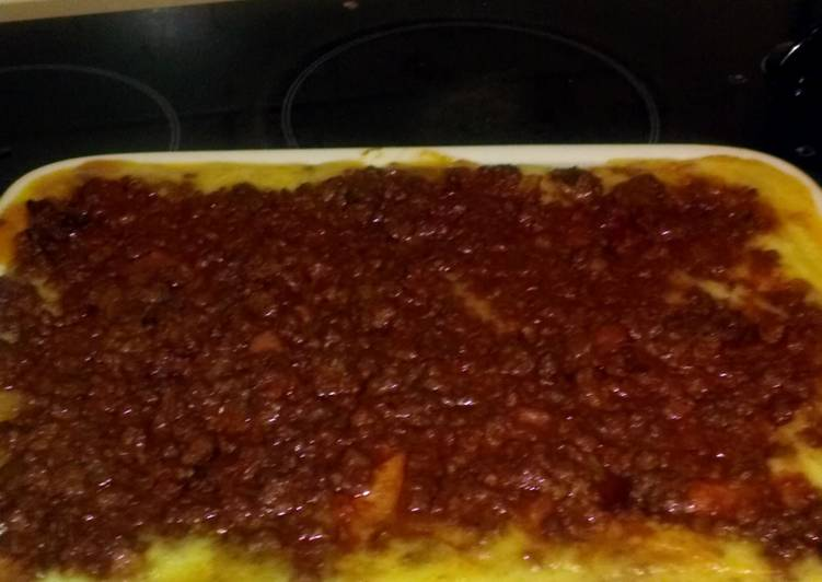 Easiest Way to Prepare Tasty Easy lasagna