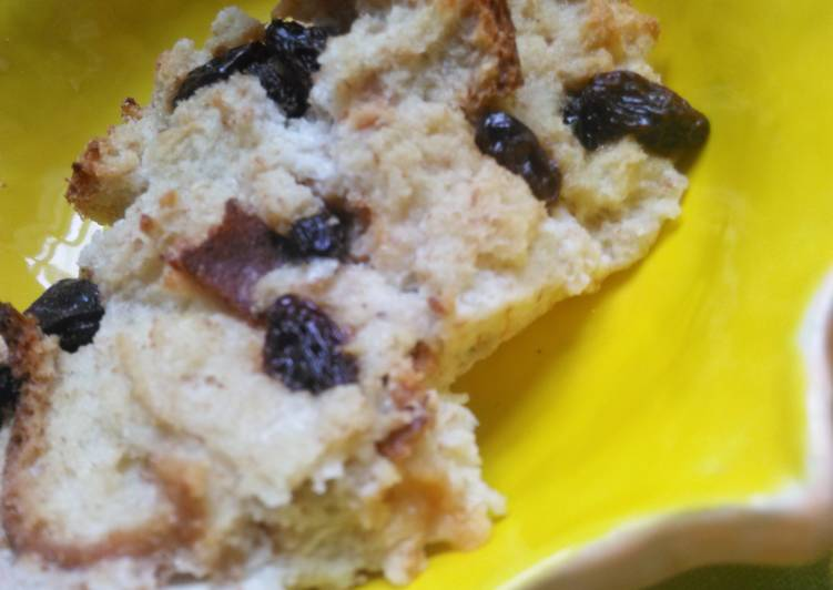 Recipe of Ultimate Yummy Bread Pudding
