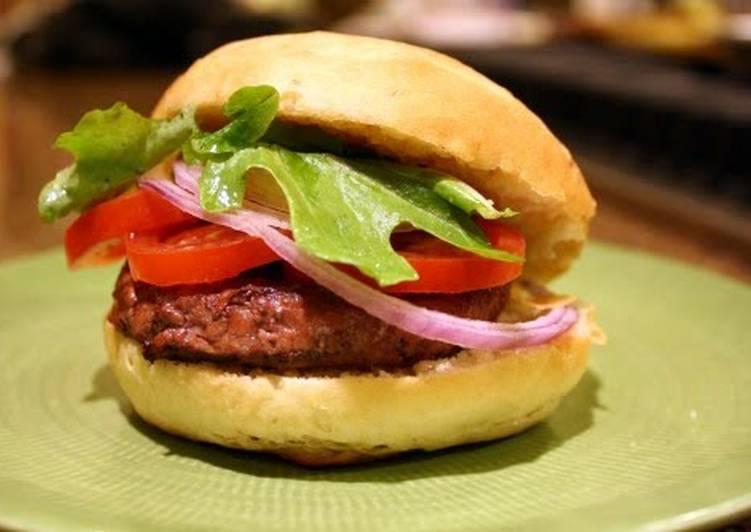 Recipe: 2021 Mini Burgers