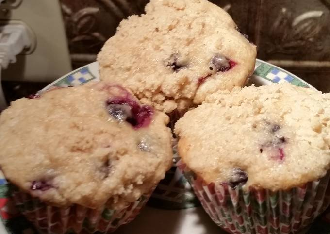 Easiest Way to Make Delicious Blueberry Muffins Fit for a King