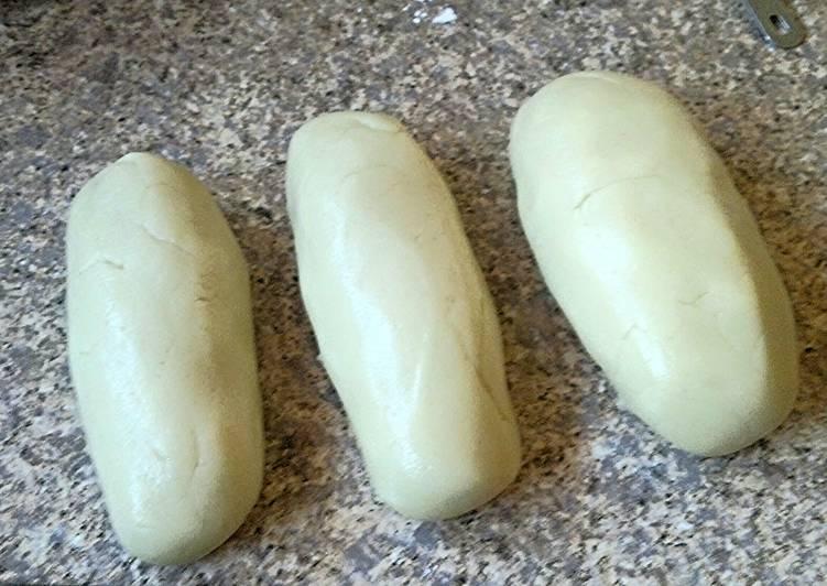 Homemade Almond Paste