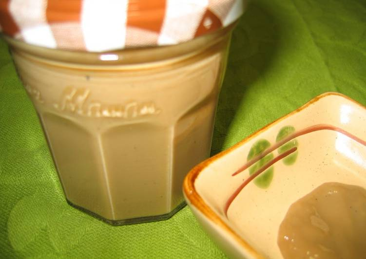 30 Minute Recipe of Award Winning Macrobiotic Soy Milk Tea Jam