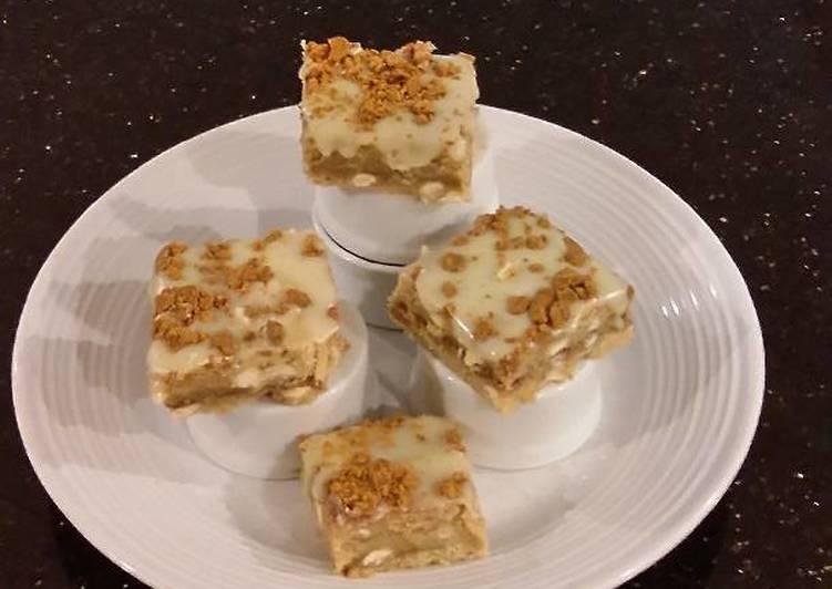 Steps to Prepare Any-night-of-the-week Cinnamon Sugar Blondies