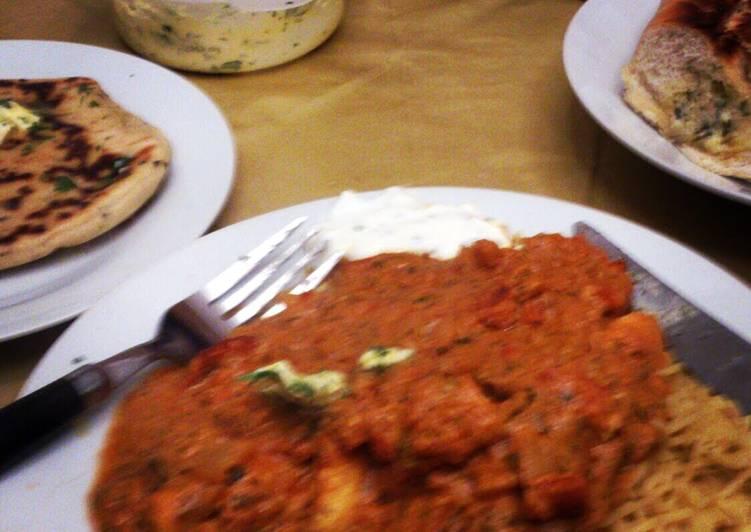 Chicken Tikka Masala – So Yummy Cookbooks