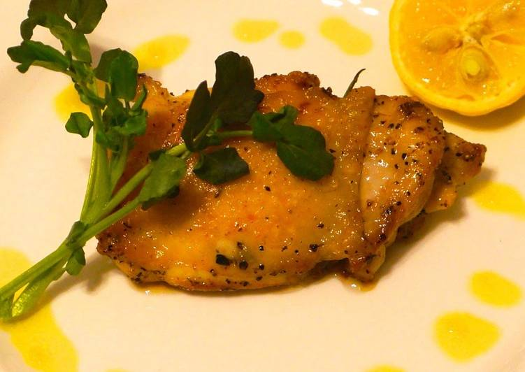 Foolproof! 3 Tips for Restaurant-style Grilled Chicken