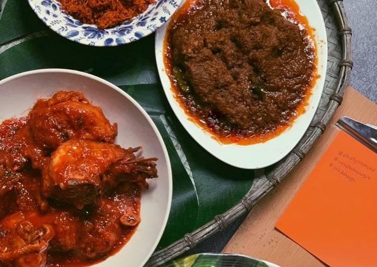 Ayam masak merah  #phopbylinimohd #cookpadmalaysia #juadahraya
