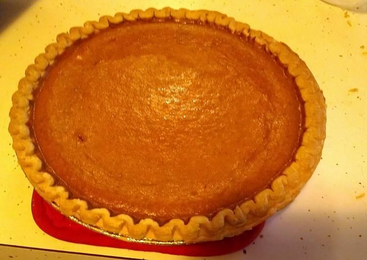 tys pumpkin pie