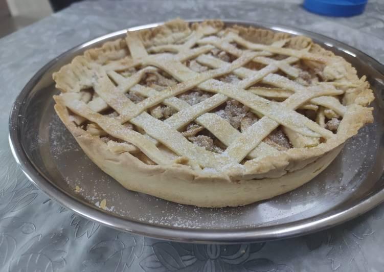 Step-by-Step Guide to Make Speedy Apple pie