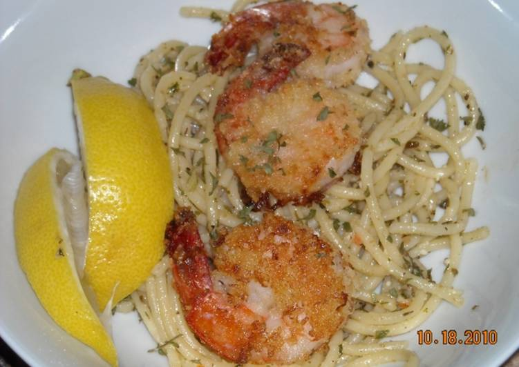 Jumbo Parmesan Shrimp, Heart Friendly Foods You Need To Be Eating