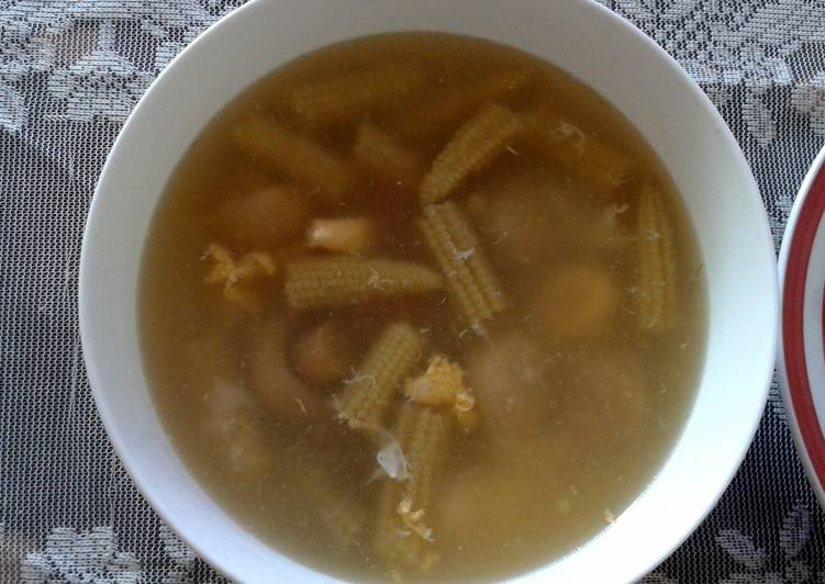 Mixed Vegetable Soup, Choosing Healthy Fast Food