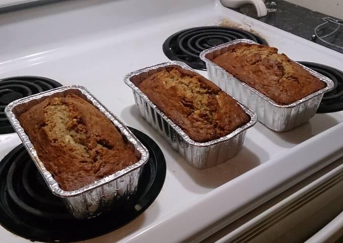 Recipe: Perfect Simple Banana Apple Bread