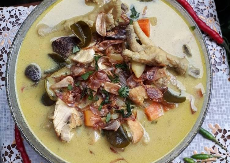 Soto Ayam&Ceker