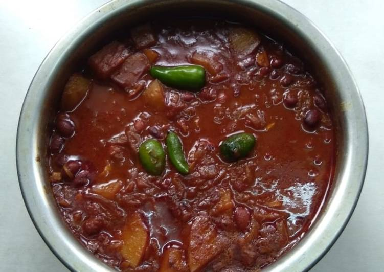 Rajma curry Deciding on Healthy Fast Food