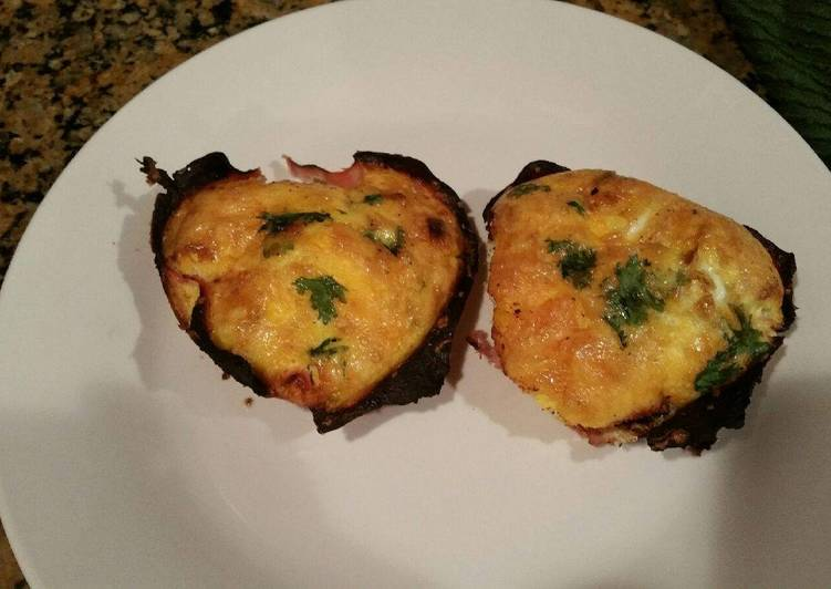 Step-by-Step Guide to Make Ultimate Ham and Egg Muffin- Breakfast Idea From PInterest