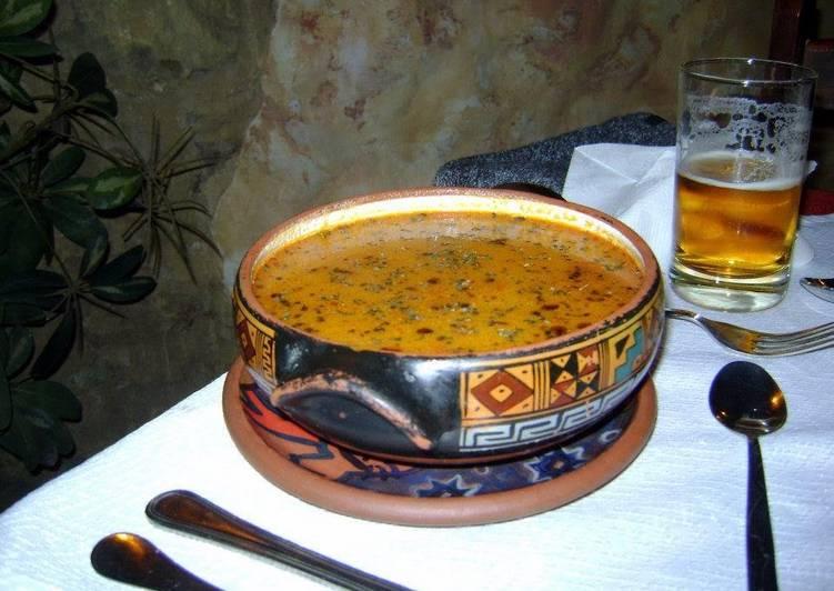 aguadito de pollo. (Peruvian chicken soup), Finding Healthful Fast Food