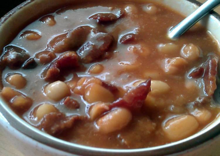 10 Minute Recipe of Refreshing Hobo Beans