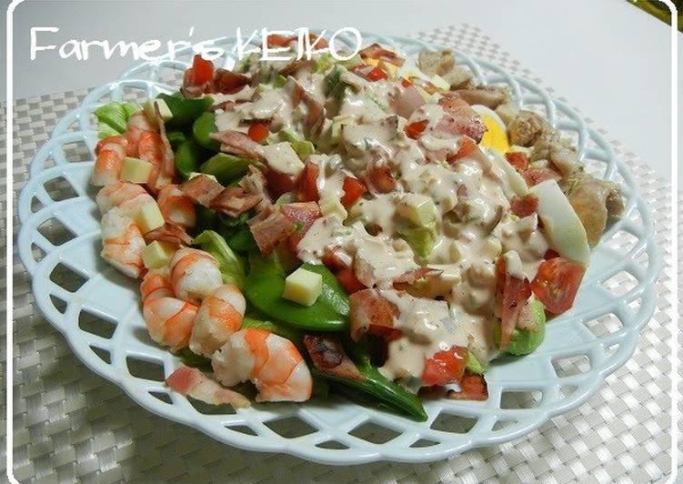 [Farmhouse Recipe] Cobb Salad Dressing