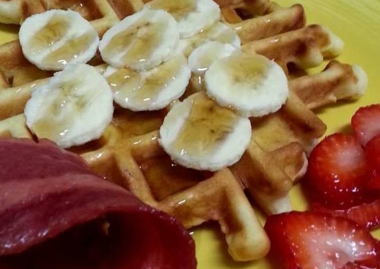Elvis waffles