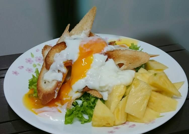 Easiest Way to Make Ultimate Half Boiled Egg Breakfast