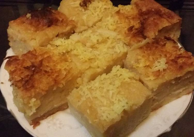 Toaster Oven Bread Pudding