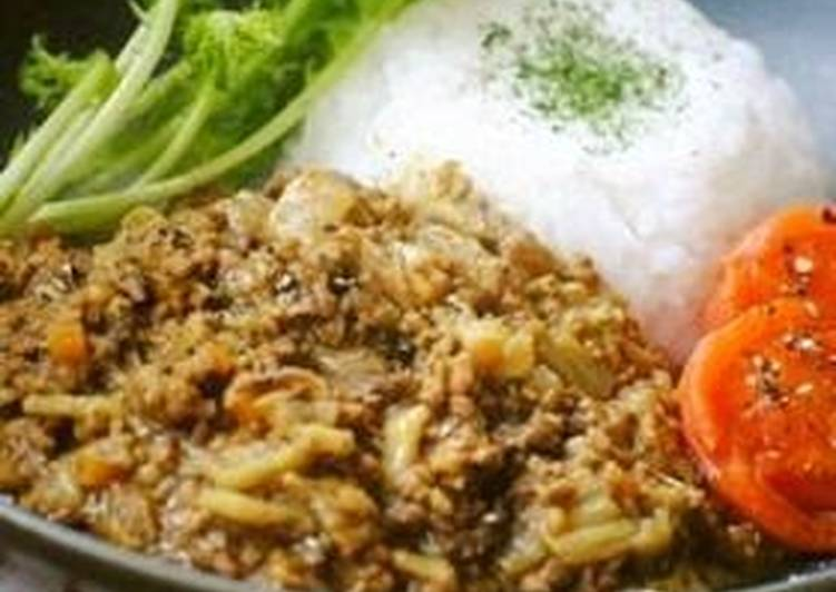 Dry Curry (with Lots of Chinese Cabbage), Some Foods That Are Helpful To Your Heart