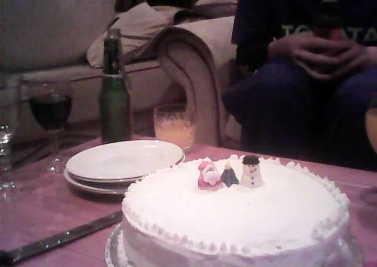 How to Prepare Perfect Christmas cake