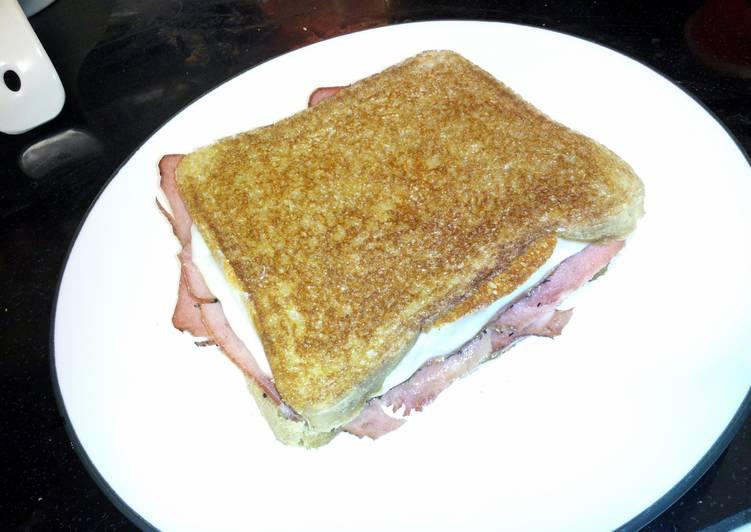 Step-by-Step Guide to Make Award-winning Turcheesy Sandwich