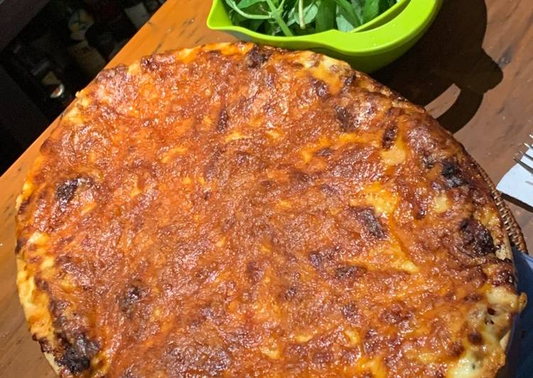 How to Prepare Yummy Pork Lasagna