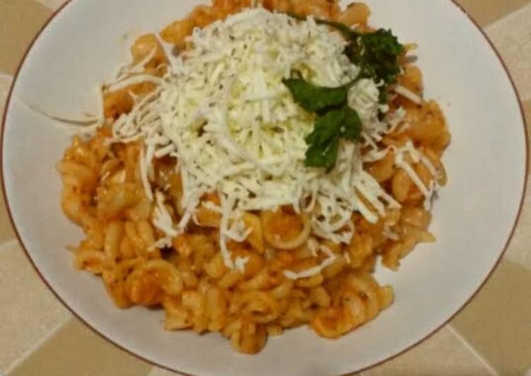 Chicken fusilli  Pasta