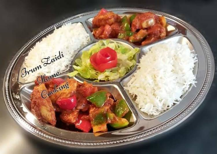 Recipe: Appetizing 🍗🥗CHICKEN JALFREZI🍗🥗