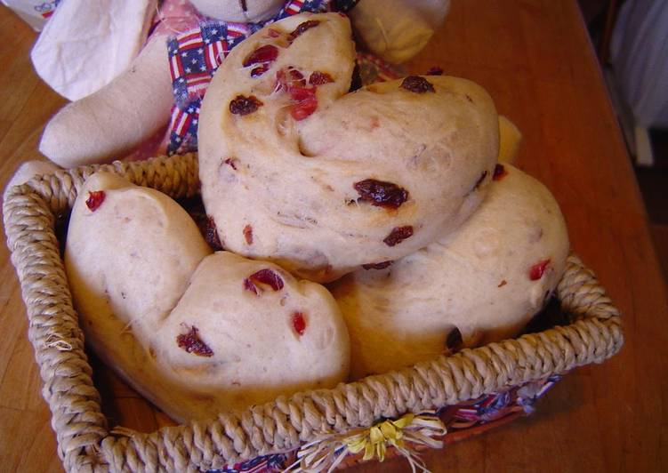 Lovely Cranberry Bread