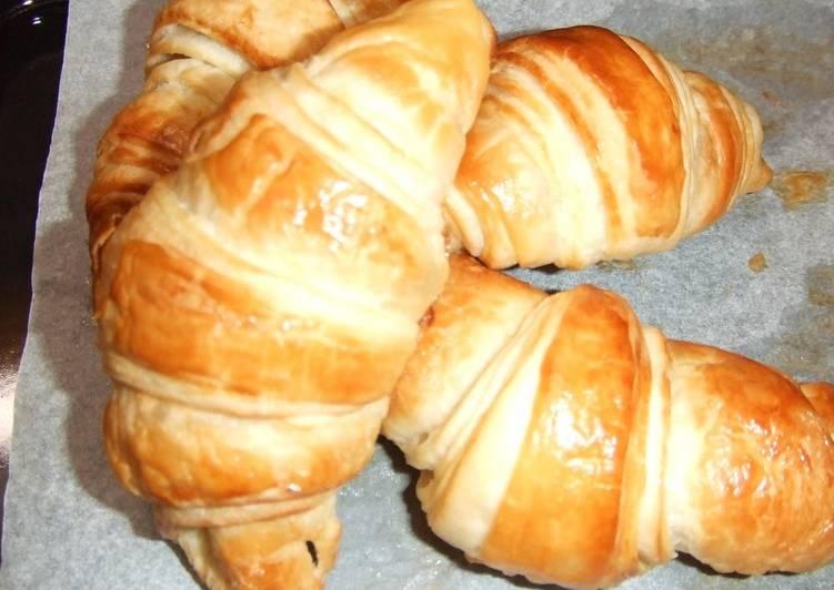 Handmade Croissants