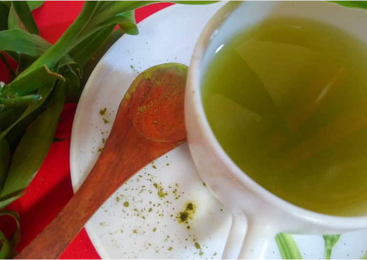 How to Prepare Appetizing Matcha Green Tea