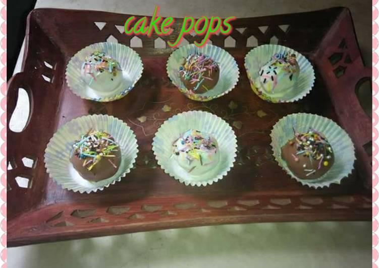 Recipe of Perfect Honey Kiwi Cake Pops