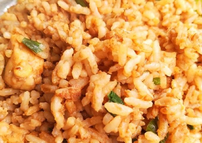 Langkah-Langkah Membuat Nasi Goreng Ebi, wangi & no ribet,…