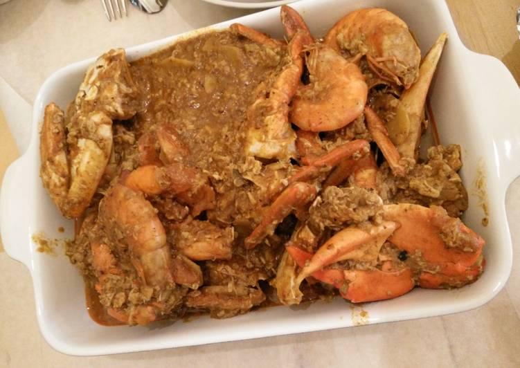 Sir's Chilli Crab