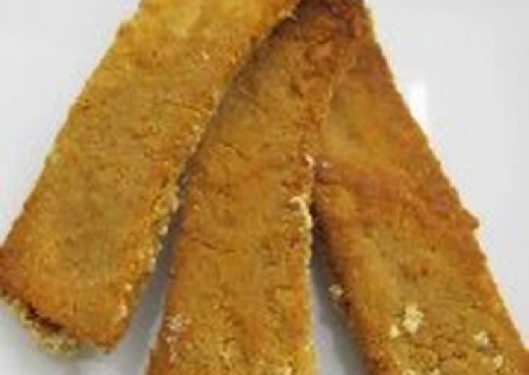 Easiest Way to Make Ultimate Brown Sugar & Kinako Freeze-dried Tofu Snack