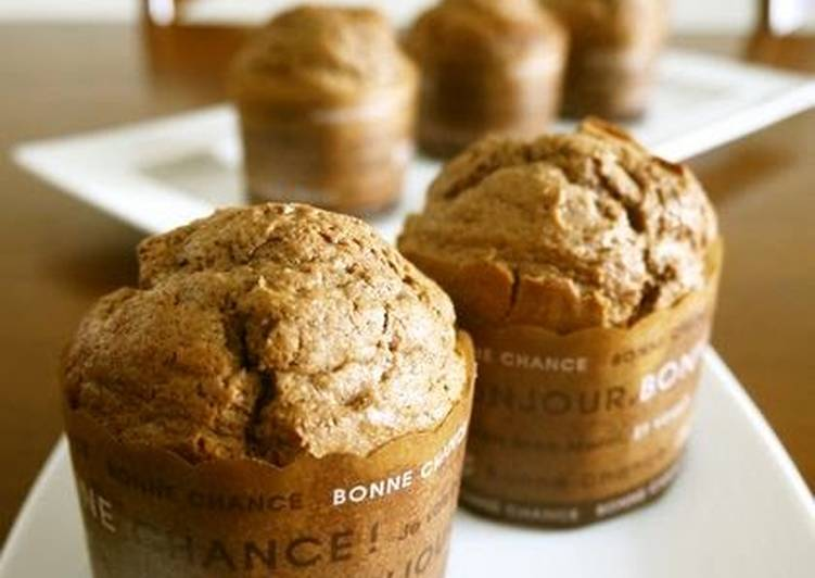 Recipe of Favorite Chocolate Muffins Made with Pancake Mix