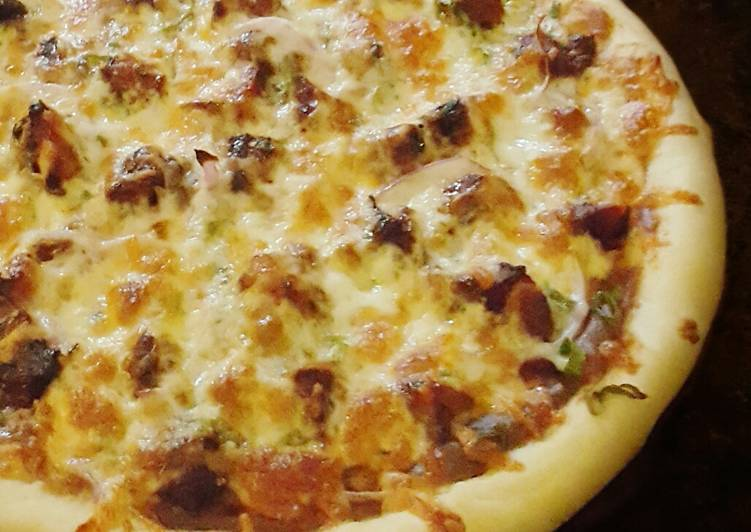 Chicken Satay Pizza, Some Foods That Are Helpful To Your Heart