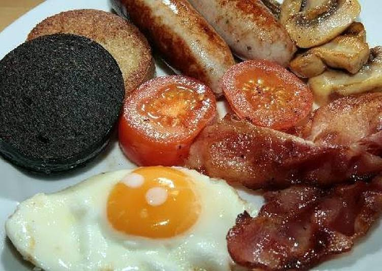 Recipe of Ultimate Vickys Scottish Black Pudding (Blood Sausage)