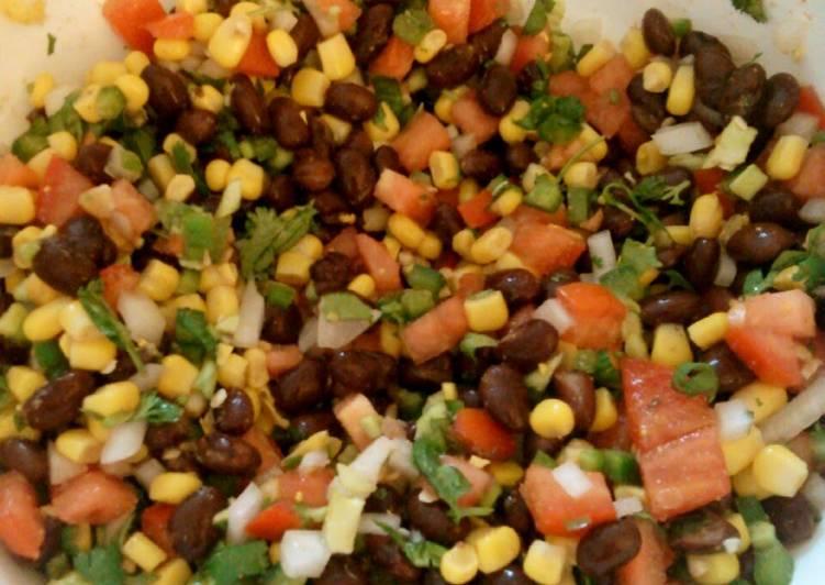 Steps to Prepare Perfect Corn and Black Bean Salsa
